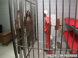 Prison Is Hard. Mrs. Alexis Grace Tries To Make It Harder
