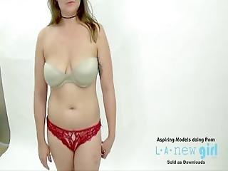 Beautiful Girl Fucked At Photo Shoot Audition