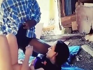Girls Fuck A Bbc Outdoors