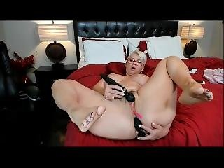 Hot Chubby Girl Big Tits Solo Masturbation