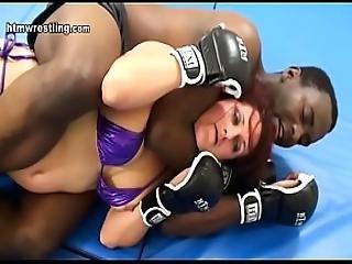 Interracial Mma Intergender Fight