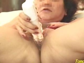 Japanese Wife Yasuko Sato Sucking And Fucking Latter Part