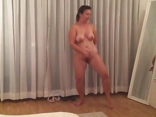 Milf Naked Dancing From Dailymilfsex(dot)com