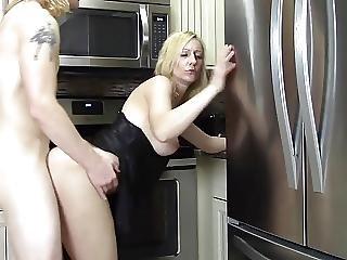 Not My Mom Kitchen