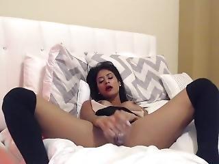 Jisel Lynn - Sex With My Hitachi - #cum4jisel