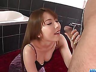 Pov Scenes Of Pure Blowjob Along Yui Hatano