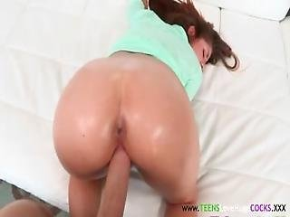 Amateur Teen Doggystyled By Bigcock