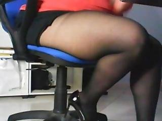 Büro Sekretärin Versteckte Kamera