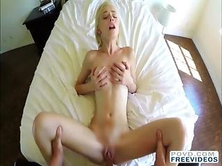 Pretty Maddy Rose In Erotic Sex Filmed In Pov With 3d Sound Technology