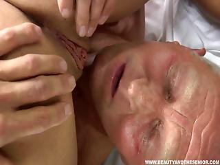 Doggystyle, Facial, Fucking, Old, Older Man, Teen