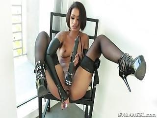 sort, hæle, indsætning, ledder, onani, orgasme, orgie, tattovering, lejetøj, trimmed