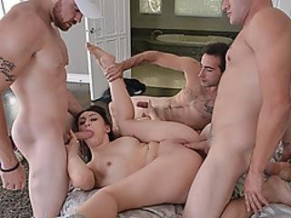 Mandy Muse Gives Her Clit As Payment For Their Lost
