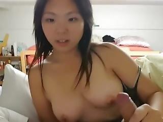 Atalie Liu Sucking White Dick At Ucsd