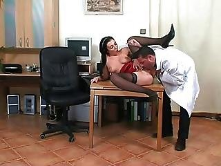 Velvet Calls In The Doctor To Give Thorough Exam