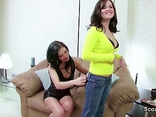 Mother Show Petite Step-daughter How To Fuck Before Date