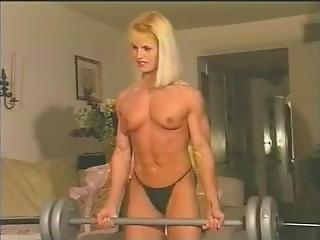 Nude Workout Oldschool