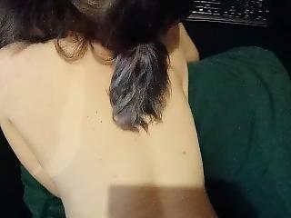 røv, stor røv, tissemand, sjov, italiensk, massage, sexet, slut