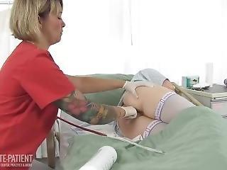 Pelvic Organs Examination Pt1