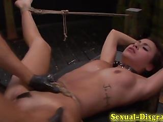Bdsm, Bondage, Brutal, Cum, Cumshot, Domination, Facial, Fetish, Hardcore, Maledom, Rough, Sex, Slave, Submissive