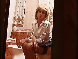 Hardcore, Mature, Russian, Stocking