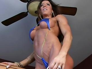 Morena, Fetishe, Fitness