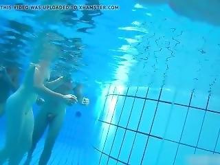 amateur, publique, réalité, sous l'eau