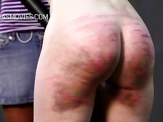 Hard Whipping For Three Days