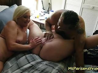 Squirting Swingers Orgy With Ms Paris And Friends
