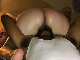 Smothering Face Fuck By Cougar