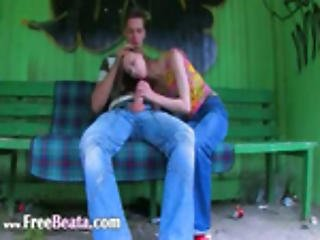 Our First Homosexuals Sex On The Bus Station