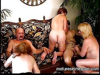Grannys Mature Sex Party Part 4