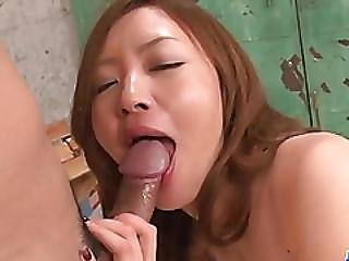 Mio Kuraki Deals Several Cocks In Full Porn Experience