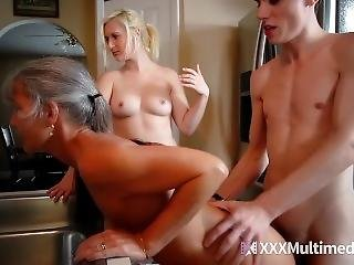 Fucking My Stepmom And Stepsister - Brainwashed Into Fucking Their Family