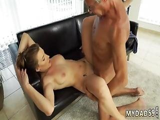 Old Licks Teen Sex With Her Boyfriend%C2%B4s Father After Swimming Pool