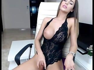 brunette, vingeren, masturbatie, poes, solo, Tiener, webcam, jong