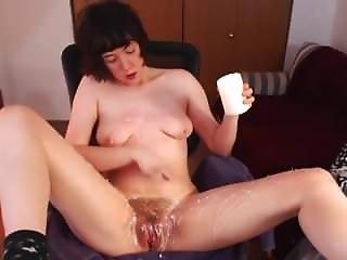 Amateur, Teen, Wax, Webcam