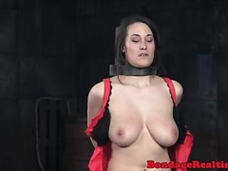 bdsm, vakker, bondage, dildo, dominasjon, fetish, maledom, orgasme, grovt, sex, underdanig