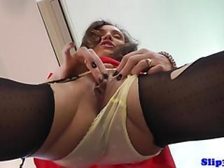 Uk Teen Pussyfucked In Lingerie By Senior