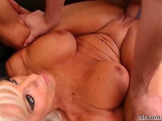 kiimainen mummo pornotähdelle morsian