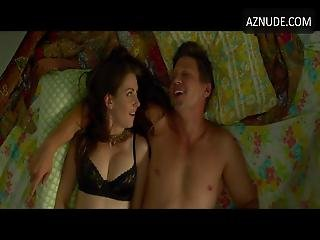 Alison Brie Underwear Scene In Sleeping With Other People