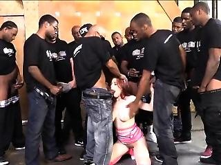 Sexy Big Juicy Tits Slut Penny Pax Cumload All Over Her Face