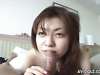 Oriental Tramp Sucking Rough On The Obese Cock Real Pro