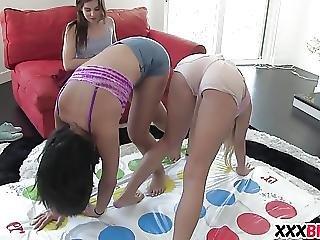 Best Friends Lesbian Party