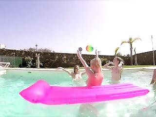 Nude Pool Games