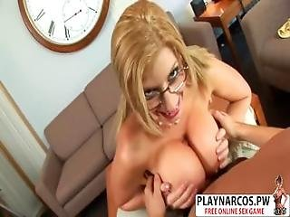 Acrobatic Mother Sara Jay Riding Cock Well Hot Buds