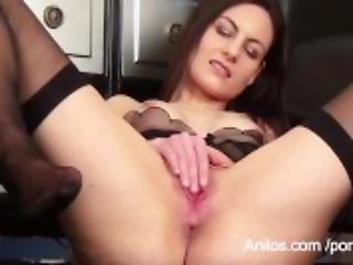 First Masturbation Video For Beautiful Milf