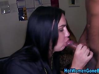 Party Whores Sucking Cock