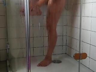 Milf Wife Shower Spy Cam