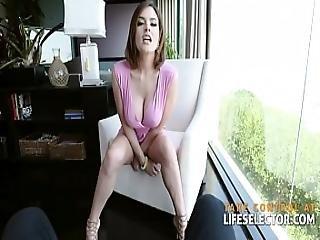 Krissy Lynn - Super Milf Offers Her Holes