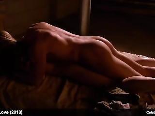 Cailey Muise & Amy Cruichshank Wild Celebrity Sex Scenes